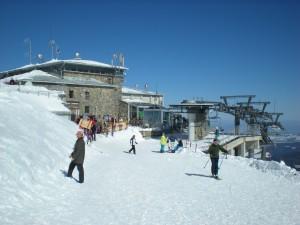 Obozy narciarskie w Austrii (1)