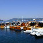 Łodzie motorowe czarter i czarter Grecja