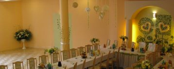 Restauracje i hotele na wesele – Zielona Góra